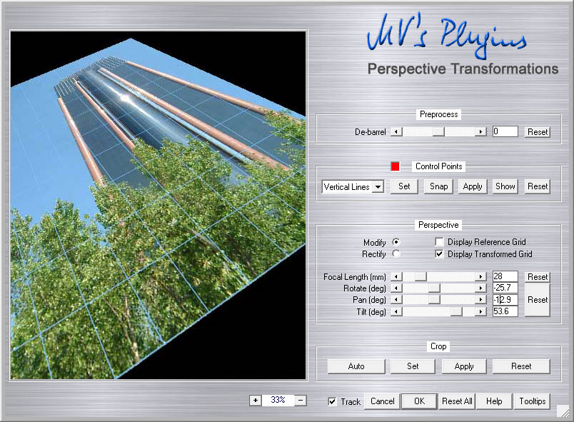 MV's Plugins Perspective Transformations